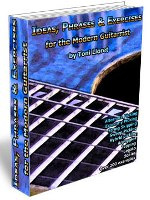 E Book - Ideas for the Modern Guitarist